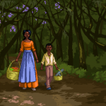 Adventure Game in Pixel Art